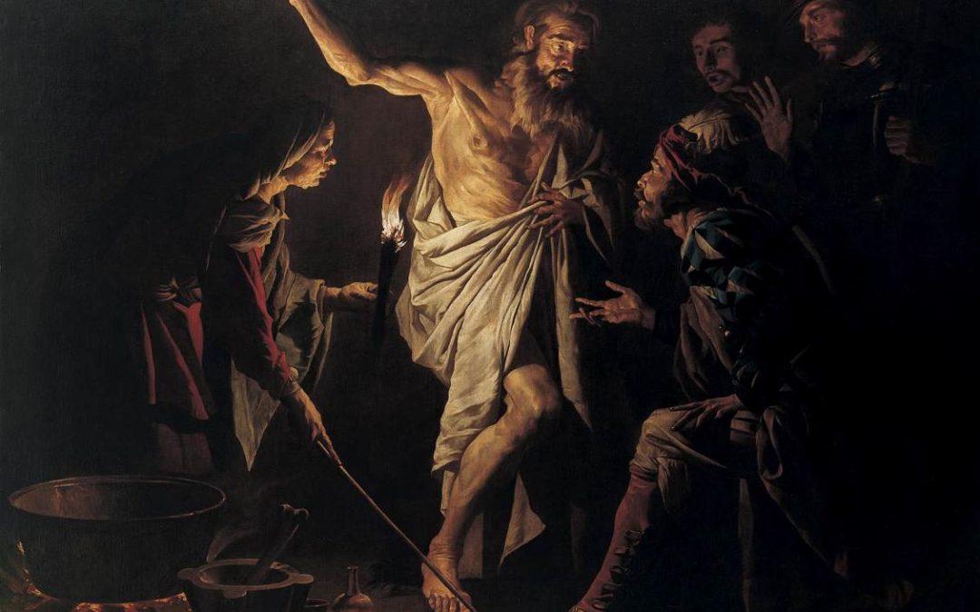 Nazorejczyk czyli Święty Boga