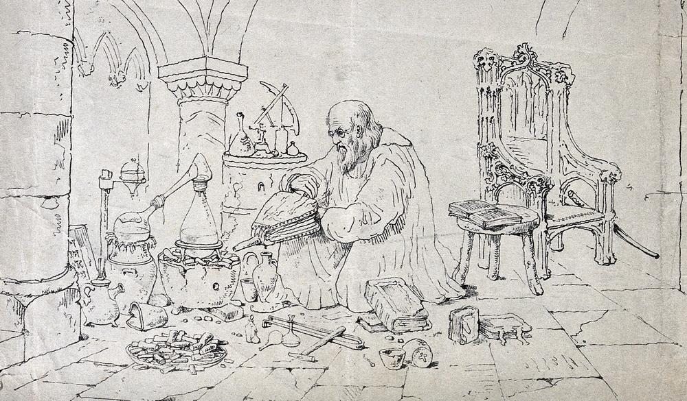 Roger Bacon – średniowieczny empirysta